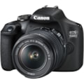 Canon EOS 1500D 24.1 Megapixel Digital SLR Camera with Lens - 18 mm - 55 mm