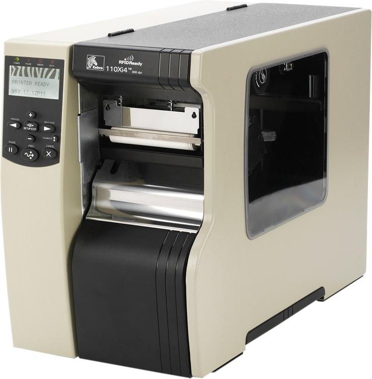 Zebra 170Xi4 Thermal Transfer Printer - Monochrome - Desktop - Label Print