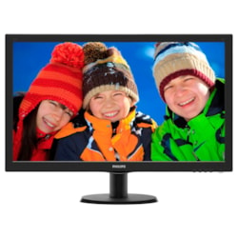 "Philips 273V5LHAB 68.6 cm (27"") LED LCD Monitor - 16:9 - 5 ms"