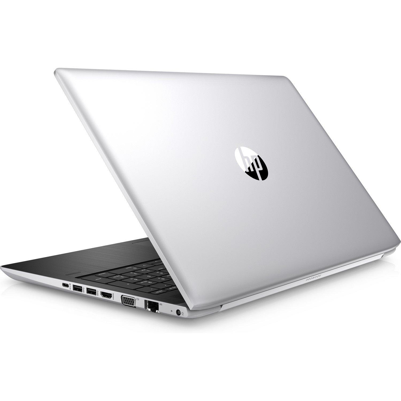 """HP ProBook 450 G5 39.6 cm (15.6"""") LCD Notebook - Intel Core i5 (8th Gen) i5-8250U Quad-core (4 Core) 1.60 GHz - 8 GB DDR4 SDRAM - 256 GB SSD - Windows 10 Pro 64-bit - 1366 x 768"""