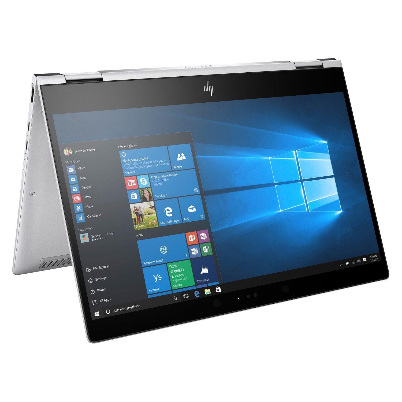 "HP EliteBook x360 1020 G2 31.8 cm (12.5"") Touchscreen LCD 2 in 1 Notebook - Intel Core i7 (7th Gen) i7-7500U Dual-core (2 Core) 2.70 GHz - 8 GB LPDDR3 - 256 GB SSD - Windows 10 Pro 64-bit - 1920 x 1080 - In-plane Switching (IPS) Technology - Convertible"