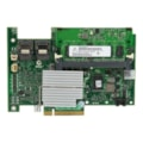 Dell H330 SAS Controller - 12Gb/s SAS, Serial ATA/600 - PCI Express 3.0 x8 - 2 GB - Plug-in Card