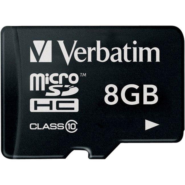 Verbatim 44012 8 GB microSDHC