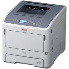Oki B731DN LED Printer - Monochrome - 1200 x 1200 dpi Print - Plain Paper Print - Desktop