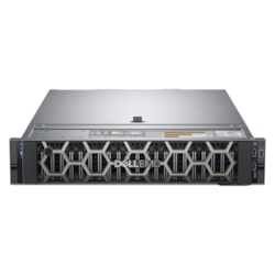 Dell EMC PowerEdge R740 2U Rack Server - 1 x Intel Xeon Silver 4110 Octa-core (8 Core) 2.10 GHz - 32 GB Installed DDR4 SDRAM - 120 GB (1 x 120 GB) Serial ATA/600 SSD - 12Gb/s SAS, Serial ATA/600 Controller - 1 x 750 W