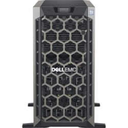 Dell EMC PowerEdge T440 5U Tower Server - 1 x Intel Xeon Bronze 3106 Octa-core (8 Core) 1.70 GHz - 16 GB Installed DDR4 SDRAM - 1 TB (1 x 1 TB) Serial ATA/600 HDD - 12Gb/s SAS, Serial ATA/600 Controller - 1 x 495 W