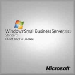 Microsoft OEM Windows Small Business Server CAL 2011 1 Pack 5 Client