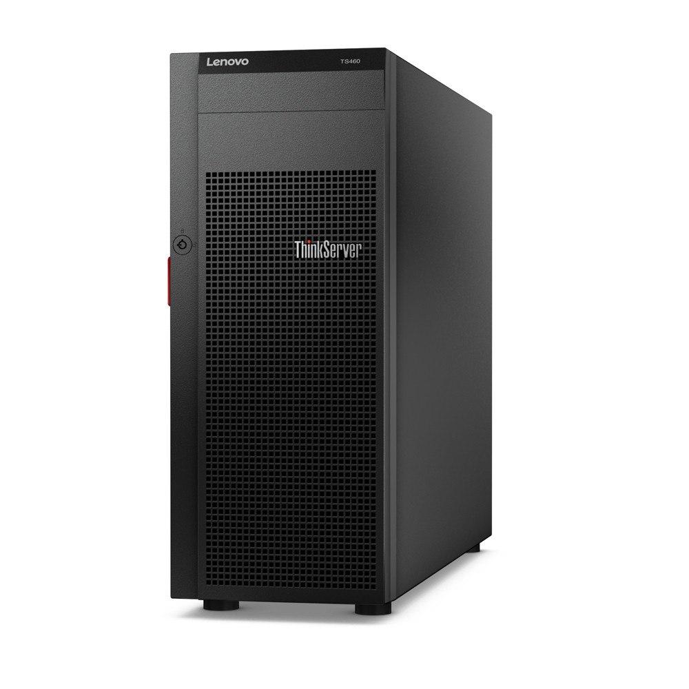 Lenovo ThinkServer TS460 70TT003MAZ 4U Tower Server - 1 x Intel Xeon E3-1240 v5 Quad-core (4 Core) 3.50 GHz - 8 GB Installed DDR4 SDRAM - Serial ATA/600 Controller - 0, 1, 5, 10 RAID Levels - 450 W