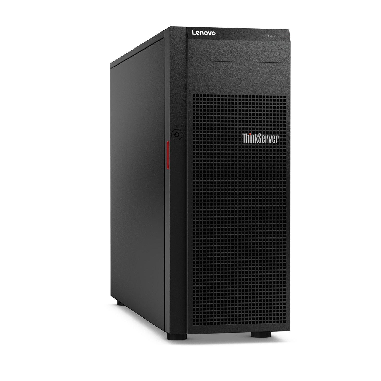 Lenovo ThinkServer TS460 70TT003PAZ 4U Tower Server - 1 x Intel Xeon E3-1240 v5 Quad-core (4 Core) 3.50 GHz - 8 GB Installed DDR4 SDRAM - Serial ATA/600 Controller - 0, 1, 5, 10 RAID Levels - 450 W
