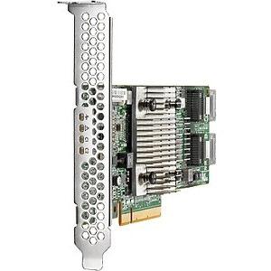 HPE H240 SAS Controller - 12Gb/s SAS - PCI Express 3.0 x8 - Plug-in Card