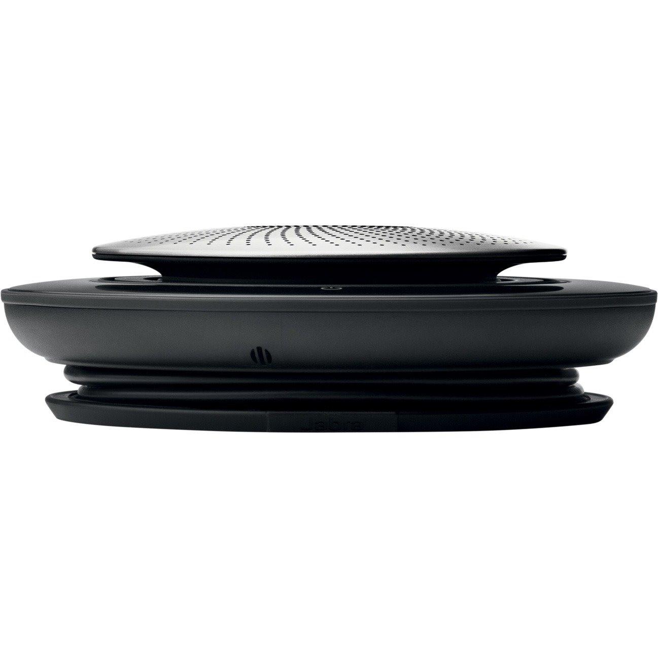 Jabra Speak 710 MS Speaker System - 10 W RMS - Wireless Speaker(s) - Portable - Battery Rechargeable