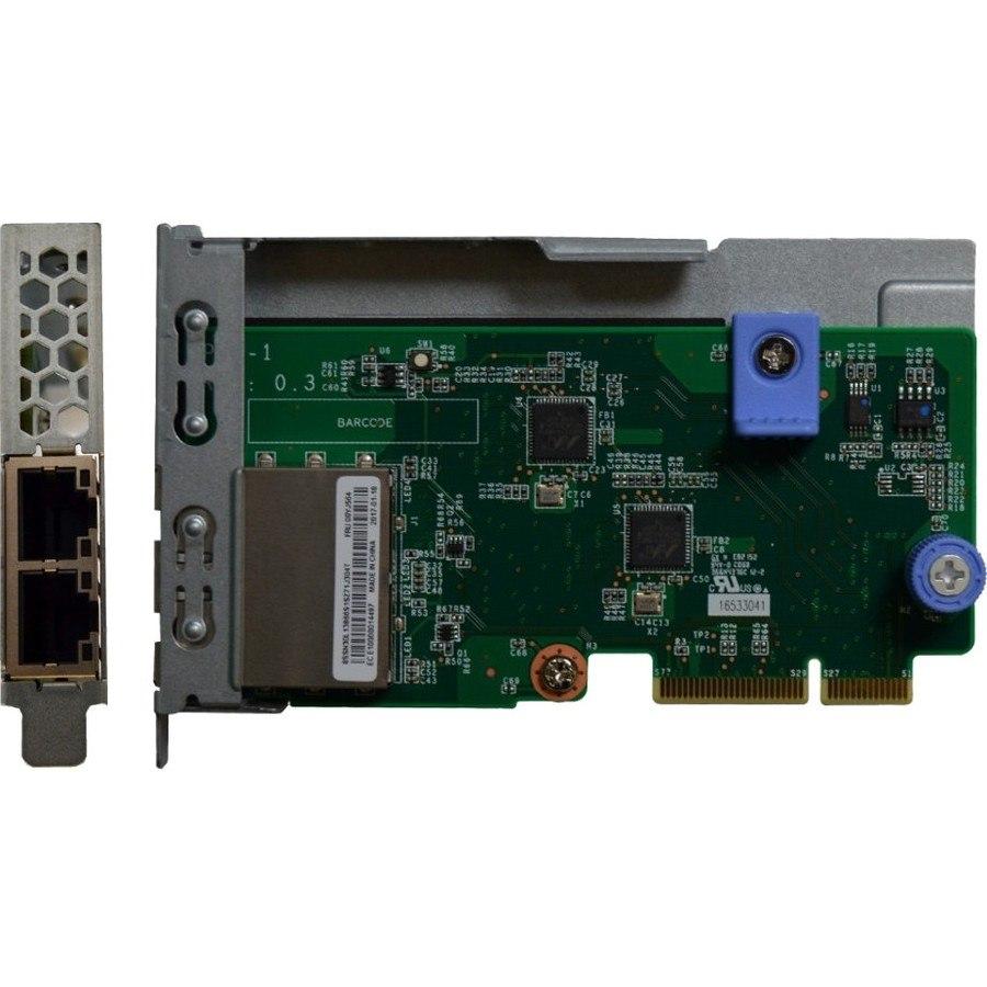 LENOVO THINKSYSTEM 1GB 2-PORTRJ45 LOM