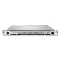 HPE ProLiant DL360 G9 1U Rack Server - 1 x Intel Xeon E5-2630 v4 Deca-core (10 Core) 2.20 GHz - 16 GB Installed DDR4 SDRAM - 12Gb/s SAS Controller - 1 x 500 W
