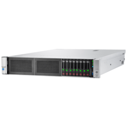 HPE ProLiant DL380 G9 2U Rack Server - 1 x Intel Xeon E5-2620 v4 Octa-core (8 Core) 2.10 GHz - 16 GB Installed DDR4 SDRAM - 12Gb/s SAS Controller - 1 x 500 W