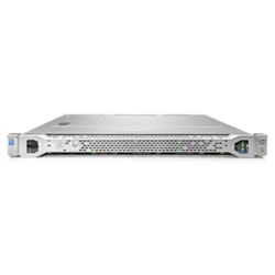 HPE ProLiant DL160 G9 1U Rack Server - 1 x Intel Xeon E5-2603 v4 Hexa-core (6 Core) 1.70 GHz - 8 GB Installed DDR4 SDRAM - Serial ATA/600 Controller - 0, 1, 5 RAID Levels - 1 x 550 W