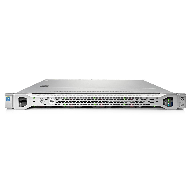 HP ProLiant DL160 G9 1U Rack Server - 1 x Intel Xeon E5-2620 v4 Octa-core (8 Core) 2.10 GHz - 16 GB Installed DDR4 SDRAM - Serial ATA, 12Gb/s SAS Controller - 0, 1, 5 RAID Levels - 1 x 550 W