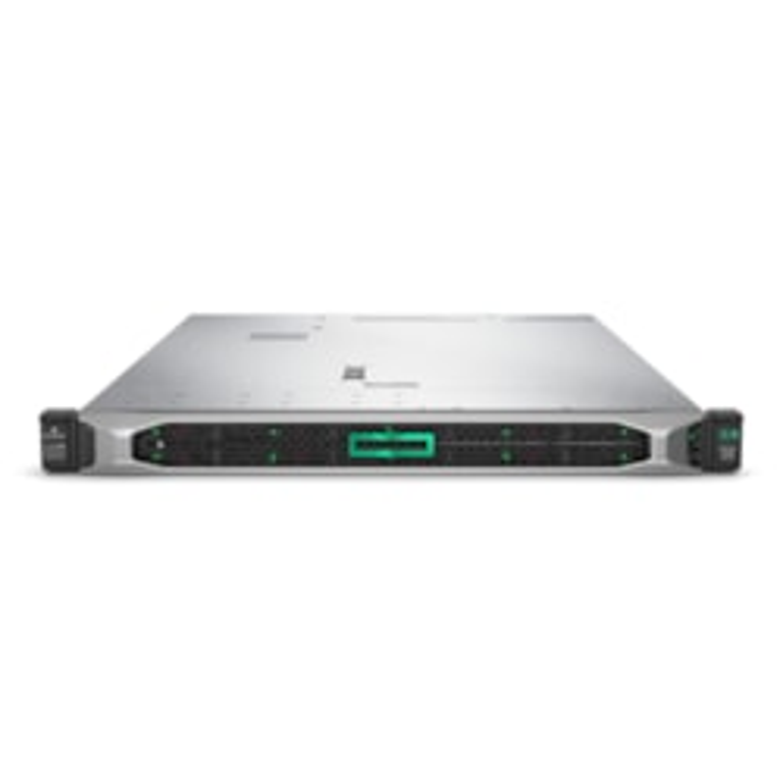 HPE ProLiant DL360 G10 1U Rack Server - 1 x Intel Xeon Silver 4114 Deca-core (10 Core) 2.20 GHz - 16 GB Installed DDR4 SDRAM - 12Gb/s SAS Controller - 1 x 500 W