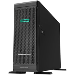 HPE ProLiant ML350 G10 4U Tower Server - 1 x Intel Xeon Bronze 3106 Octa-core (8 Core) 1.70 GHz - 16 GB Installed DDR4 SDRAM - Serial ATA/600 Controller - 1 x 500 W