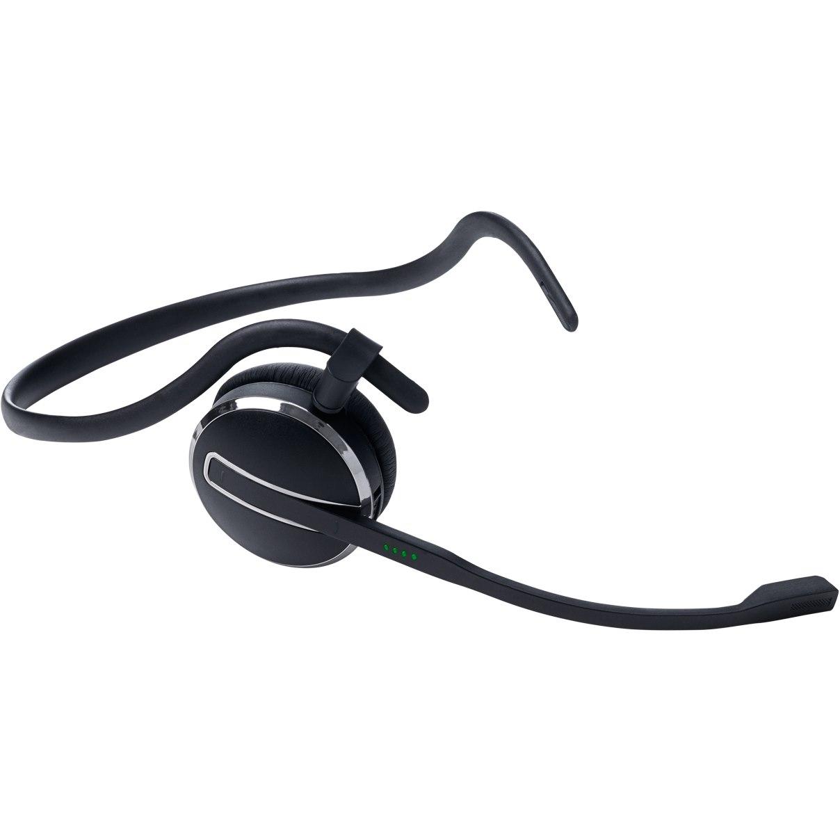 Jabra PRO 9460 Wireless DECT Mono Headset - Over-the-head - Supra-aural