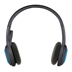 Logitech H600 Wireless Stereo Headset - Over-the-head - Ear-cup