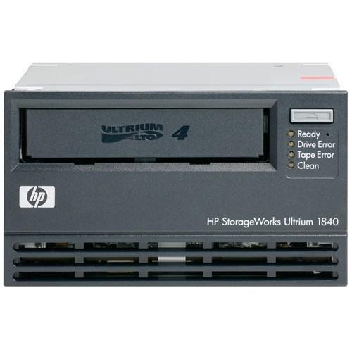 HPE StorageWorks LTO-4 Tape Drive - 800 GB (Native)/1.60 TB (Compressed)