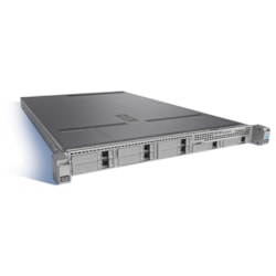 Cisco C220 M4 Rack Server - Intel Xeon E5-2630 v3 Octa-core (8 Core) 2.40 GHz - 32 GB Installed DDR4 SDRAM - 1.80 TB (6 x 300 GB) SAS HDD - 12Gb/s SAS, Serial ATA Controller - 0, 1, 5, 10 RAID Levels - 770 W