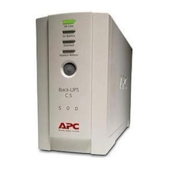 APC BACK-UPS CS 500 USB/SERIAL BONUS SURGEAR