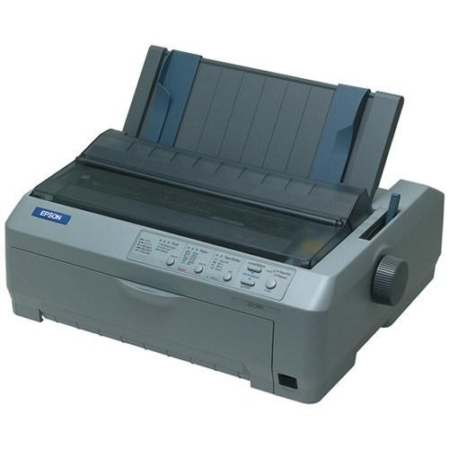 Epson LQ-590 Dot Matrix Printer - Monochrome