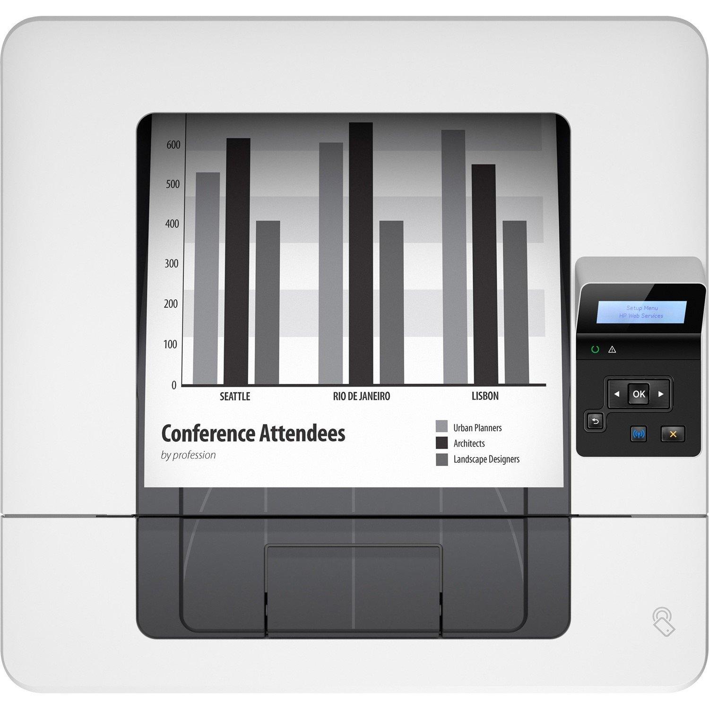 HP LaserJet Pro 400 M402DW Laser Printer - Plain Paper Print - Desktop