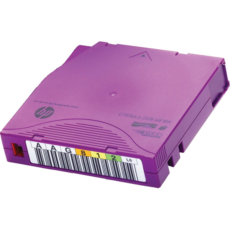 HPE Data Cartridge LTO-6 - 20 Pack