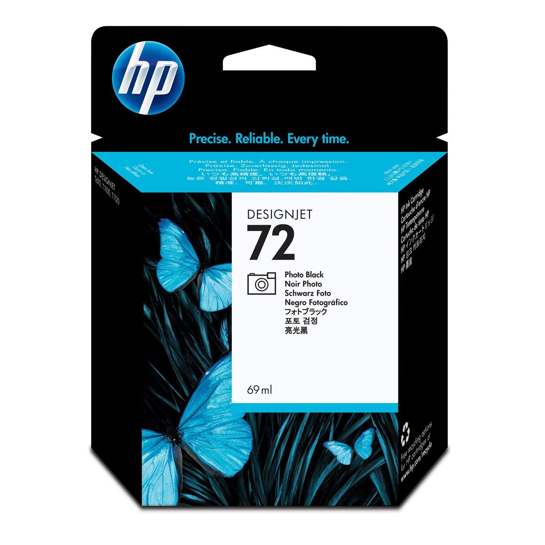 HP 72 Original Ink Cartridge - Photo Black
