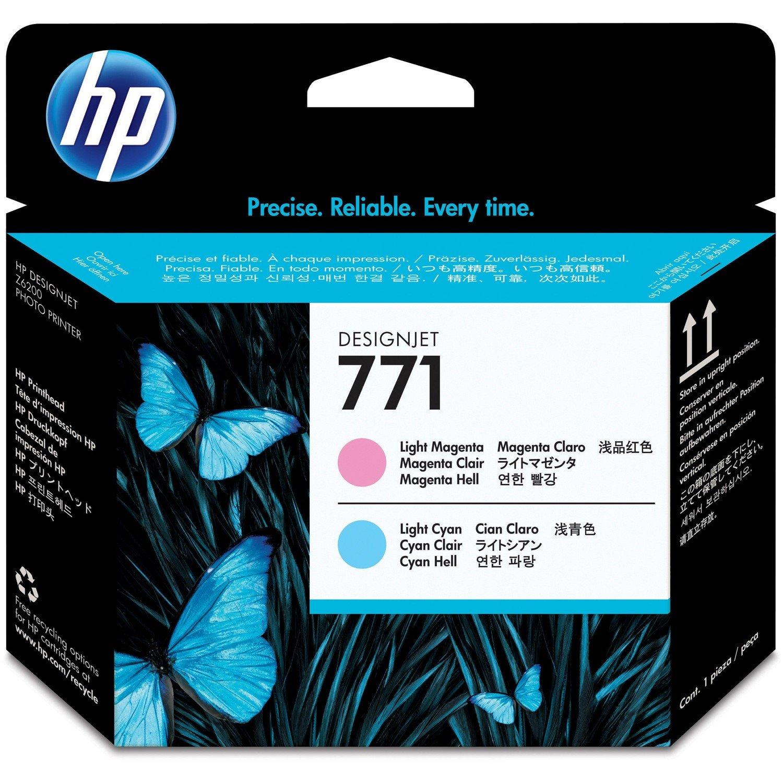 HP 771 Original Printhead - Cyan