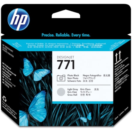 HP 771 Original Printhead - Photo Black