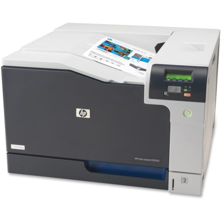 HP LaserJet CP5220 CP5225N Laser Printer - Colour - 600 x 600 dpi Print - Plain Paper Print - Desktop