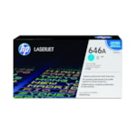 HP 646A Original Toner Cartridge - Yellow