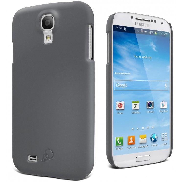 Cygnett Feel Case for Smartphone - Charcoal, Grey