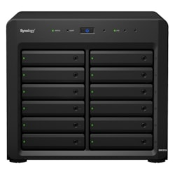 Synology DX1215 Drive Enclosure External