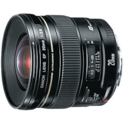 Canon - 20 mm - f/2.8 - Ultra Wide Angle Lens for Canon EF/EF-S