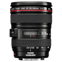 Canon - 24 mm to 105 mm - f/4 - Zoom Lens for Canon EF/EF-S