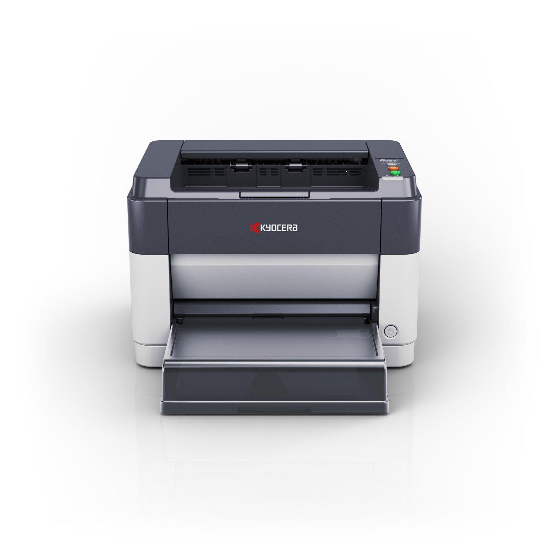 Kyocera Ecosys FS-1041 Laser Printer - Monochrome - 1800 x 600 dpi Print - Plain Paper Print - Desktop