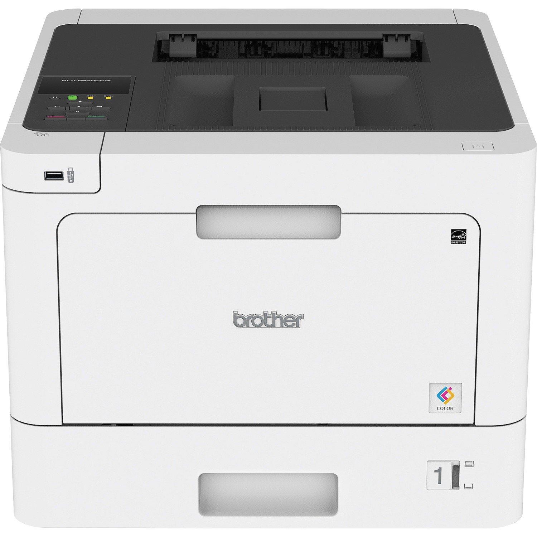 Brother HL-L8260CDW Laser Printer - Colour - 2400 x 600 dpi class - Plain Paper Print - Desktop