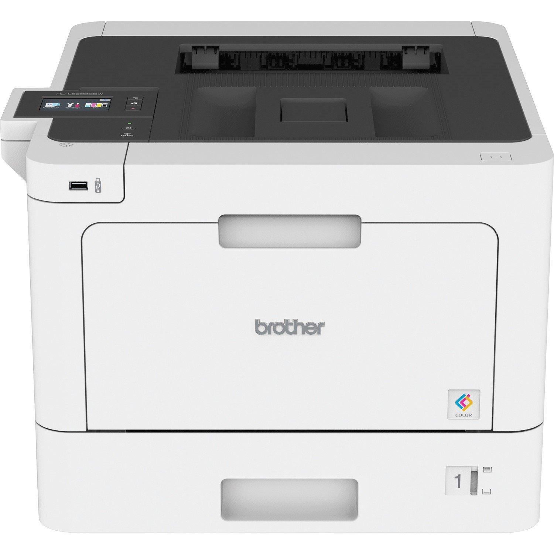 Brother HL-L8360CDW Laser Printer - Colour - 2400 x 600 dpi class - Plain Paper Print - Desktop