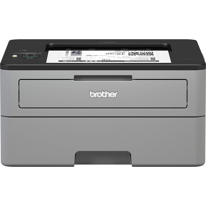 Brother HL-L2350DW Laser Printer - Monochrome - 2400 x 600 dpi Print - Plain Paper Print - Desktop