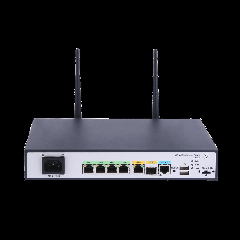 HPE MSR954-W IEEE 802.11n Ethernet Wireless Router
