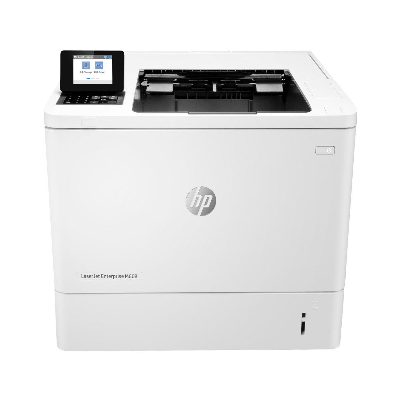 HP LaserJet M608dn Laser Printer - Monochrome - 1200 x 1200 dpi Print - Plain Paper Print - Desktop