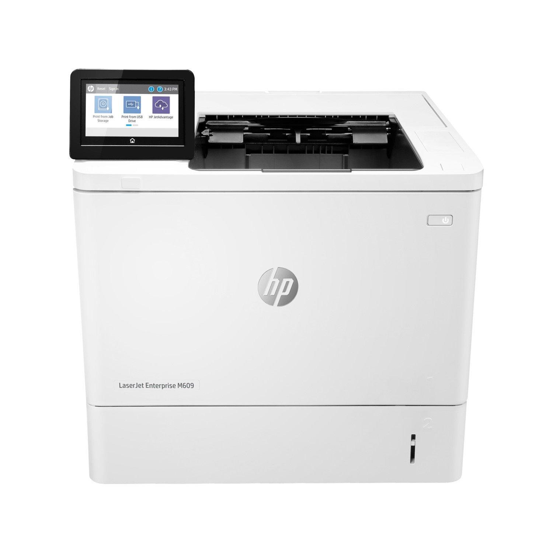HP LaserJet M609dn Laser Printer - Monochrome - 1200 x 1200 dpi Print - Plain Paper Print - Desktop