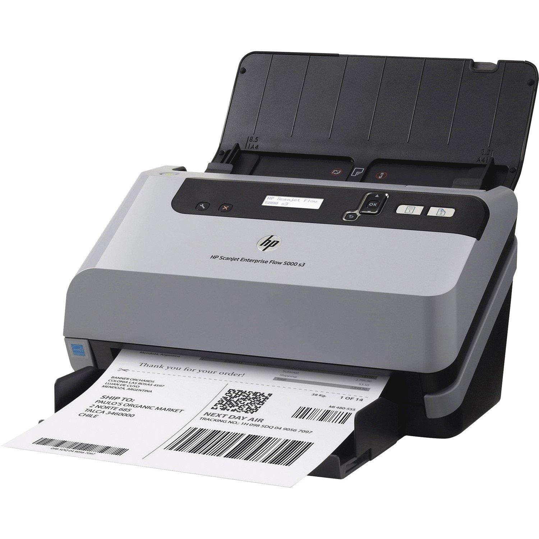 HP Scanjet 5000 s3 Sheetfed Scanner - 600 dpi Optical