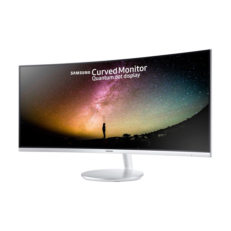 "Samsung LC34F791WQEXXY 86.4 cm (34"") LED LCD Monitor - 21:9 - 4 ms"