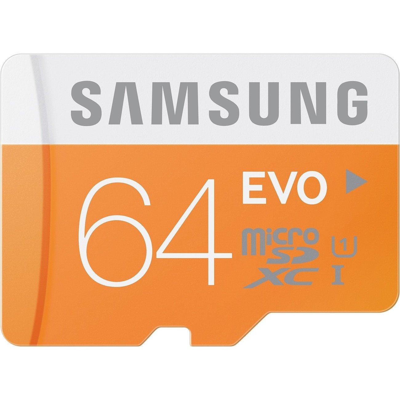 Samsung EVO MB-MP64D 64 GB microSDXC