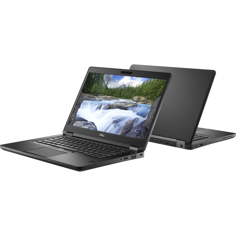 "Dell Latitude 5000 5490 35.6 cm (14"") LCD Notebook - Intel Core i7 (8th Gen) i7-8650U Quad-core (4 Core) 1.90 GHz - 16 GB DDR4 SDRAM - 512 GB SSD - Windows 10 Pro 64-bit (English) - 1920 x 1080"